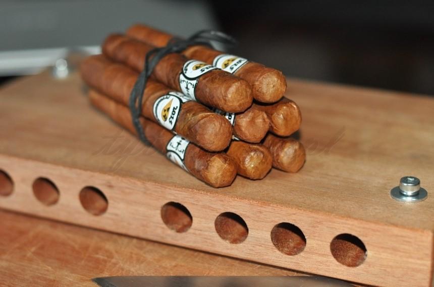 ręcznie robione cygara
