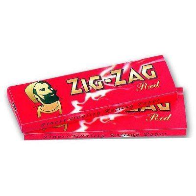 Bibułki Zig-Zag, bletki 50 szt.